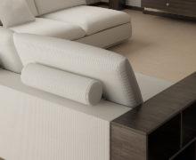 Sedežne garniture Šulc Tea XL - bele4 barve